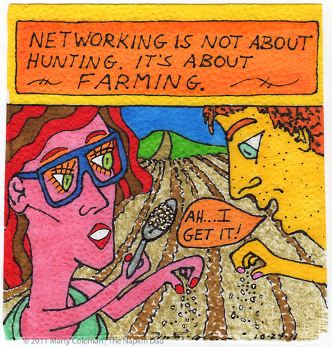 Farming - Networking #1