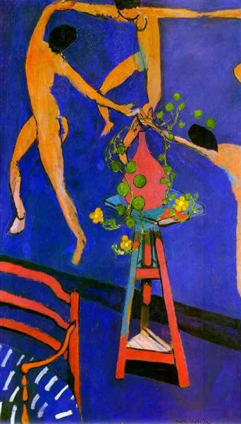 Artists I Love – Henri Matisse – Winter Weekend series