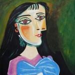 picasso-portraitofawoman