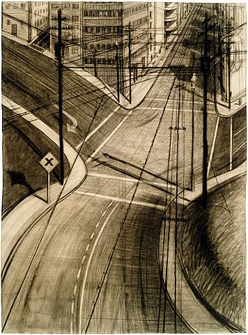 Thiebaud-citydrawing