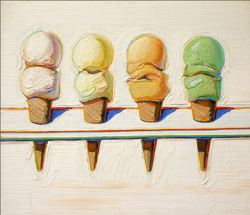 Thiebaud-icecream
