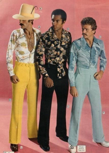 70s style men