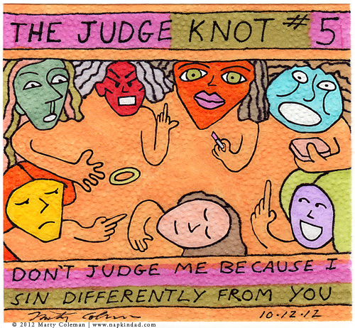 judge knot #5