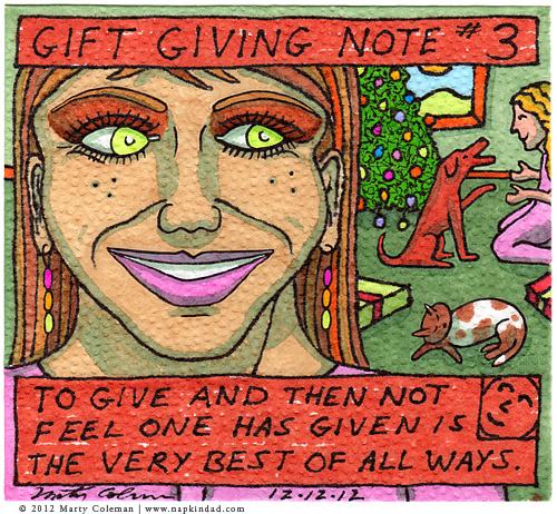 gift giving #3