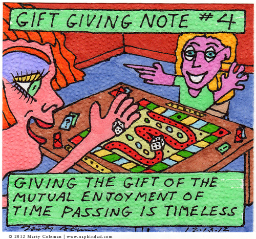 gift giving #4