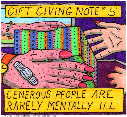 gift giving #5