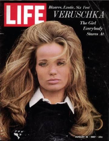 Veruschka Life magazine