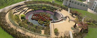 getty gardens 1