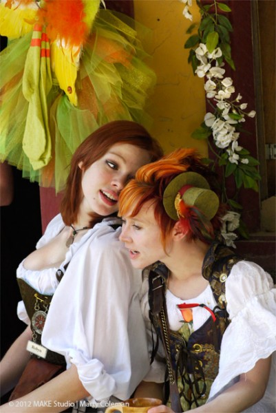Renaissance Faire Gossip