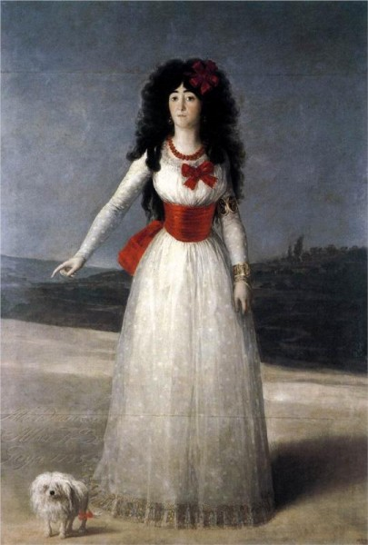 goya-duchess-of-alba-the-white-duchess-1795