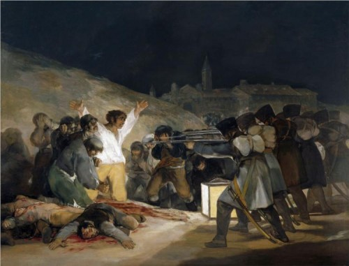 goya-execution-of-the-defenders-of-madrid-3rd-may-1808-1814