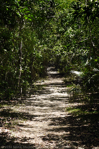 Lameshur Bay Trail
