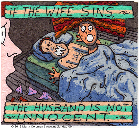 The Sinning Wife - Marriage #8