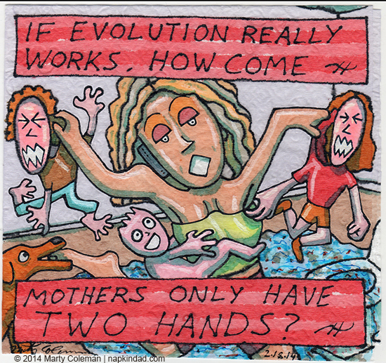 Evolution - Mothers #1