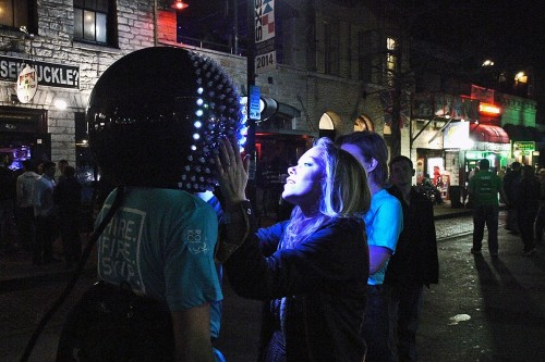 Robot Love at SXSW