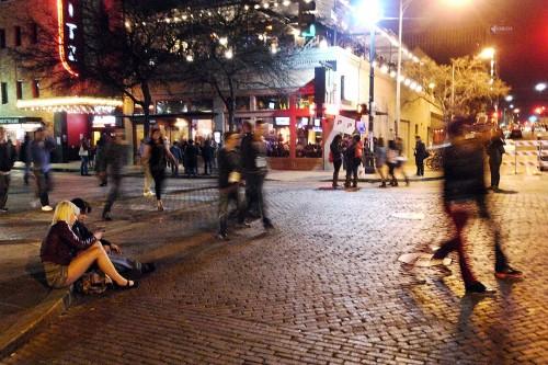 Street Scene at SXSW