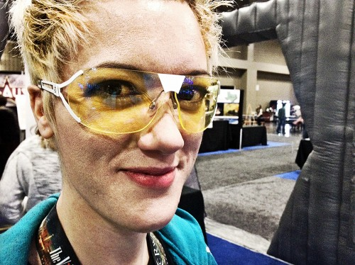 Gaming Glasses at SXSW