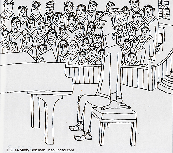 The Pianist 6-23-13
