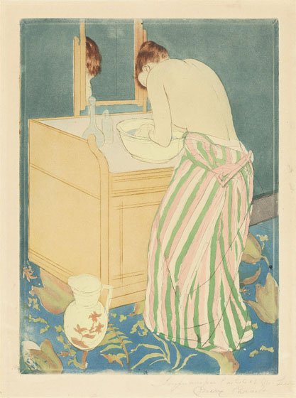 womanbathing-1890-drypointandaquatint
