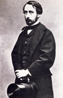 Edgar Degas, 1865