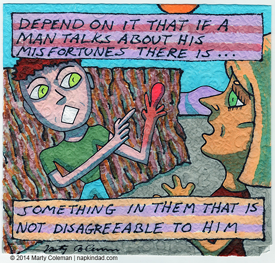 misfortunes #1 2014