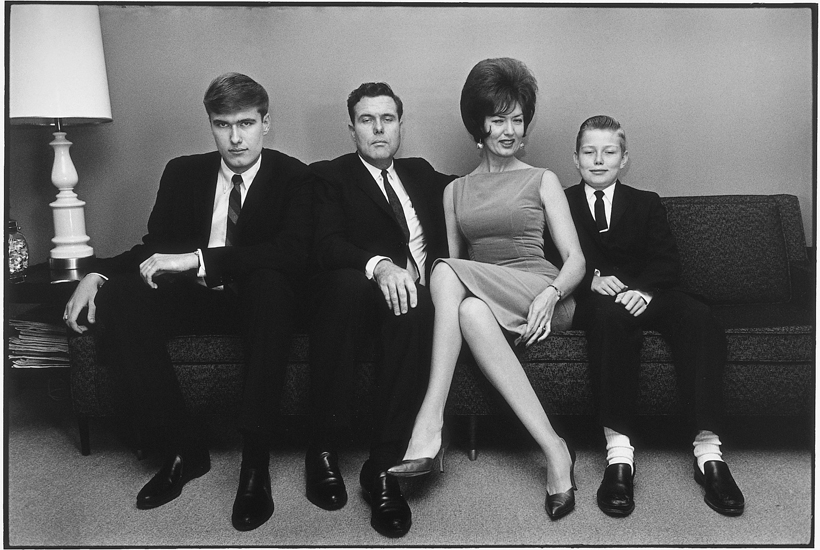 Family Portrait, 1962, © Elliot Erwitt