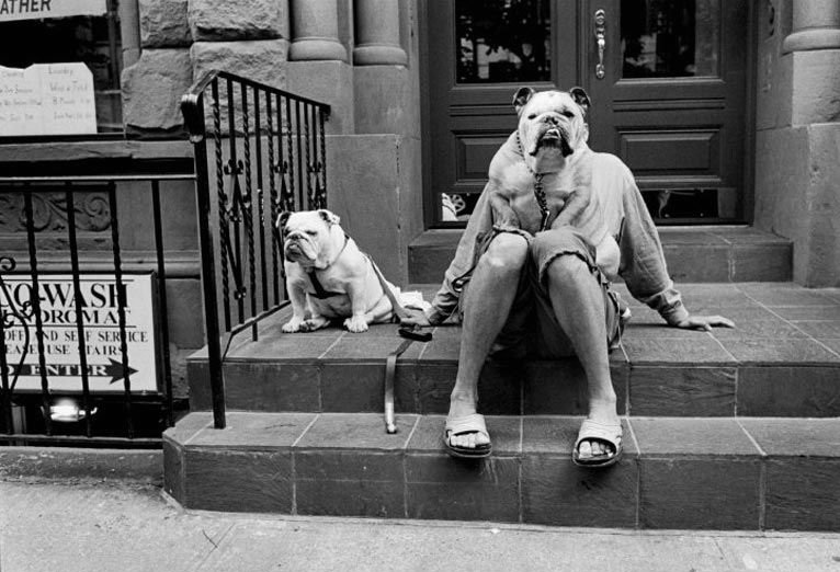 New York City, 2000 © Elliot Erwitt