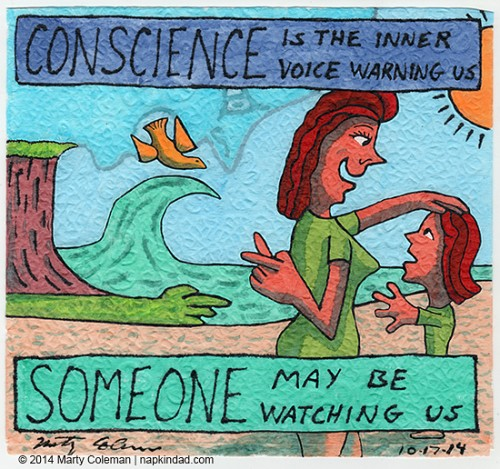 Conscience #1