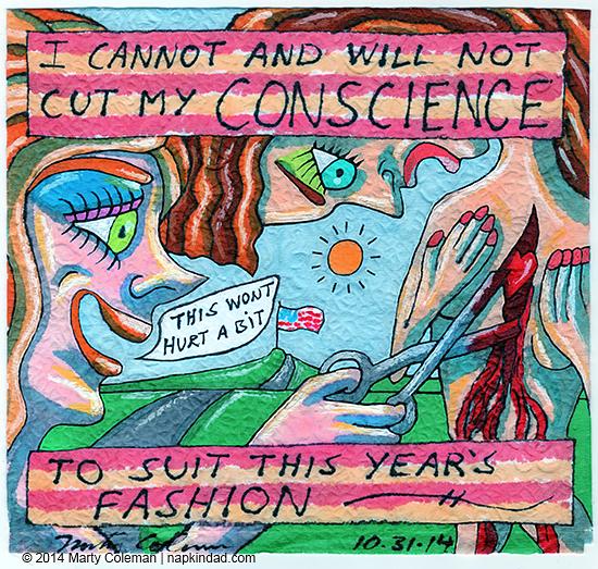 conscience 4 2014