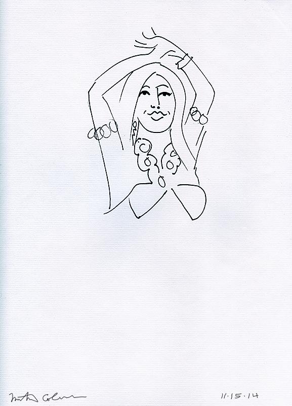 Zaira Amar - 3 minute pose