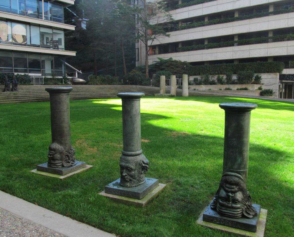 pedestals-1992-bronze-ucsf