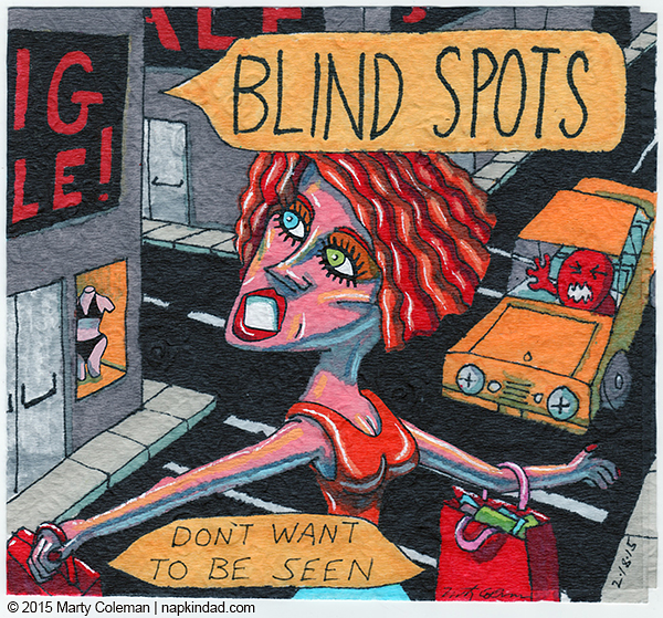 The Blind Spot - On Purpose #5