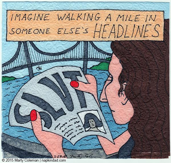 Headline Walking - Shame #1